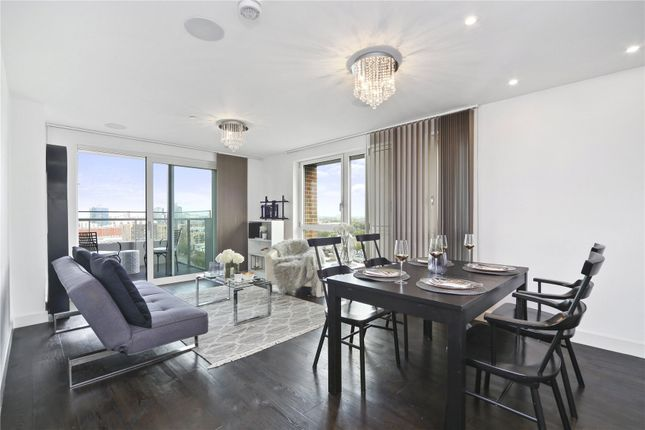Thumbnail Flat to rent in Marner Point, Jefferson Plaza, London