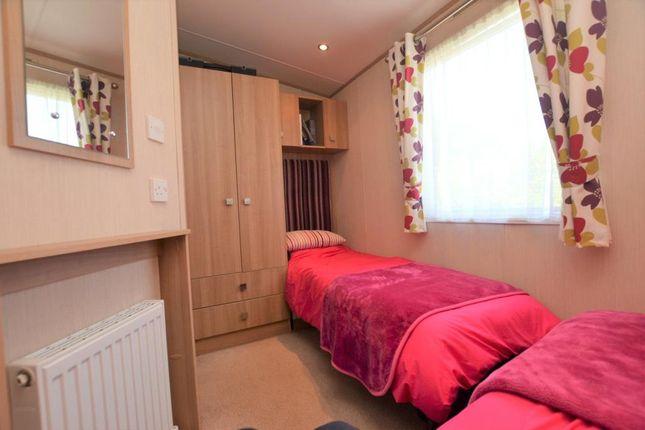 Bedroom Two of Praa Sands Holiday Park, Praa Sands, Penzance TR20
