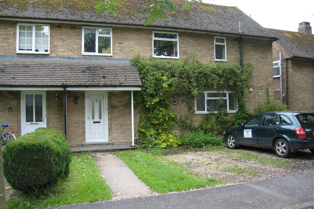 Thumbnail Terraced house to rent in Harcourt Road, Wantage