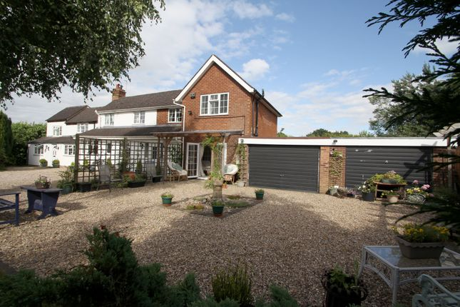 Thumbnail Detached house for sale in Kenilworth Road, Hampton-In-Arden, Solihull