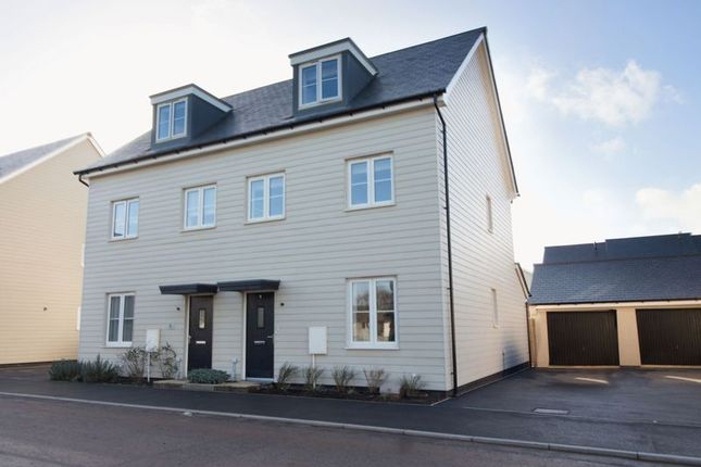 Thumbnail Semi-detached house for sale in Combe Bank, Lindthorpe Way, Brixham