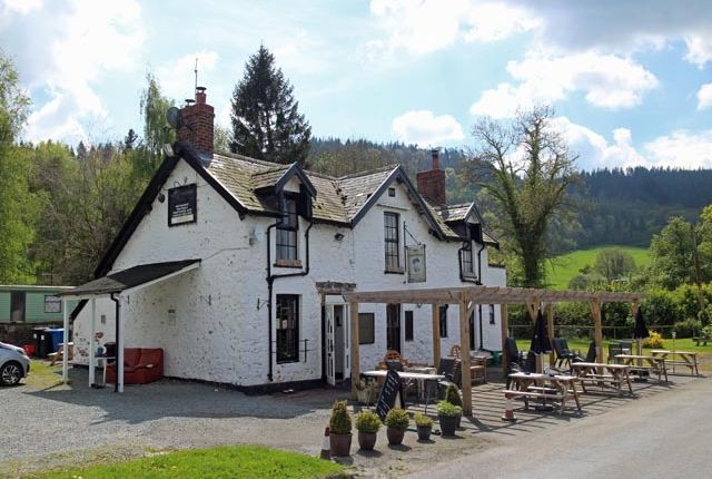 Thumbnail Pub/bar for sale in Criggion, Shrewsbury