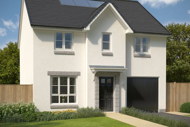 """Thumbnail Detached house for sale in """"Fenton"""" at Meikle Earnock Road, Hamilton"""