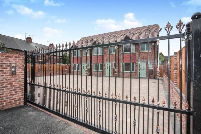 Gated Access of Lucerne Close, Aldermans Green, Coventry, West Midlands CV2