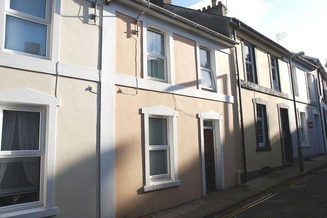 Thumbnail Flat for sale in Brunswick Terrace, Torquay