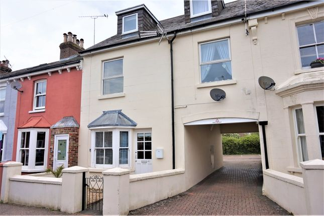 Thumbnail Terraced house for sale in Grove Road, Chichester