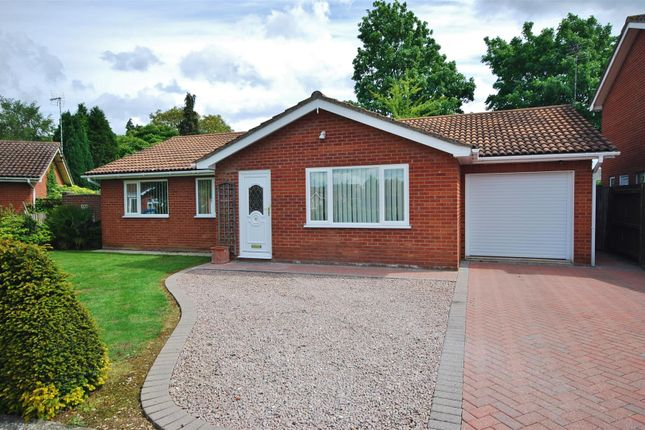 Thumbnail Detached bungalow for sale in Mansell Close, Spalding