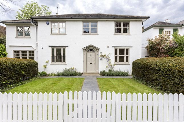 Thumbnail Detached house to rent in Warboys Road, Kingston Upon Thames