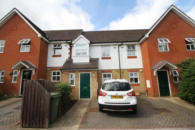 Thumbnail Terraced house to rent in Woodbury Gardens, London