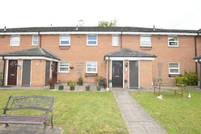 Thumbnail Flat for sale in Winterburn Garden, Whetstone, Leicester