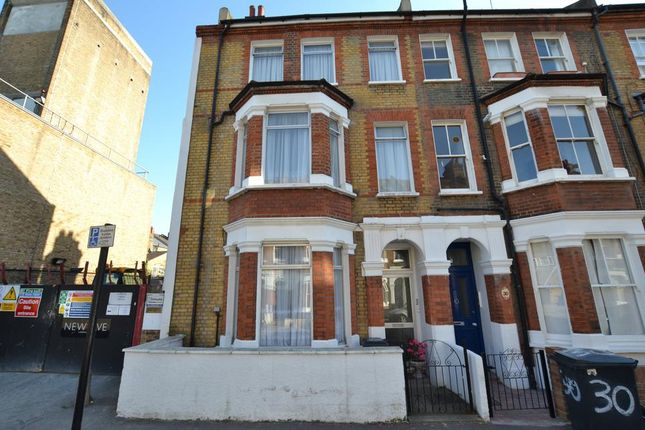 Thumbnail End terrace house for sale in Rita Road, London