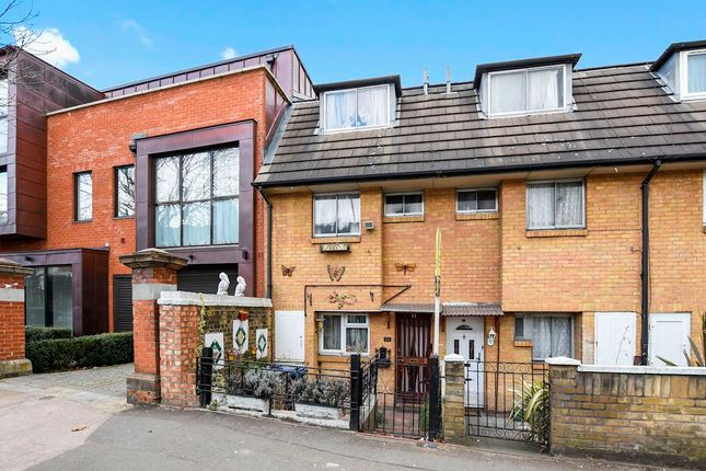 4 bed terraced house for sale in Winchester Street, London