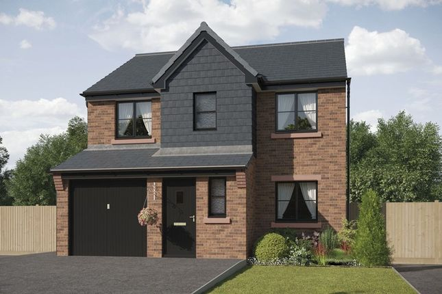 Thumbnail Detached house for sale in Eccles Old Road, Salford