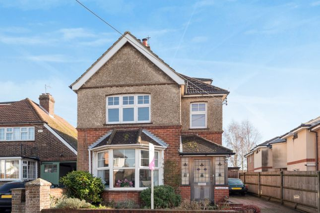 Thumbnail Detached house for sale in King George Avenue, Petersfield