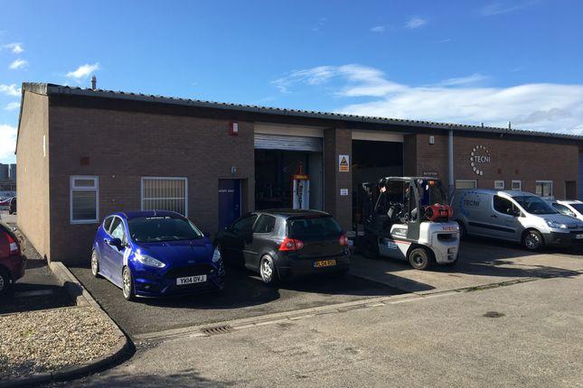 Thumbnail Warehouse to let in Walrow Industrial Estate, Highbridge