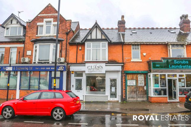 Thumbnail Commercial property for sale in Boldmere Road, Sutton Coldfield
