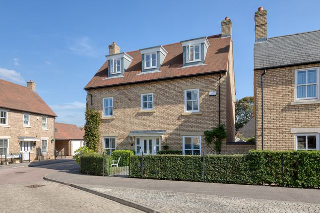 Detached house for sale in Palmerston Way, Fairfield, Hitchin, Herts