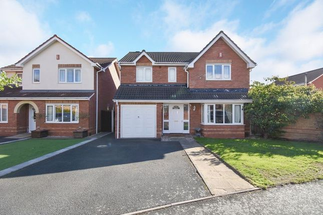 Thumbnail Detached house for sale in 29 Brandon Avenue, Admaston, Telford