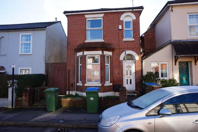 Thumbnail Town house to rent in Padwell Road, Southampton