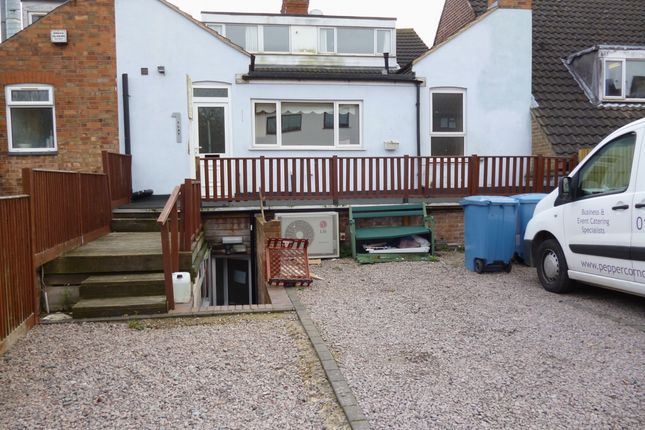 Thumbnail Flat to rent in Bradgate Road, Anstey, Leicester
