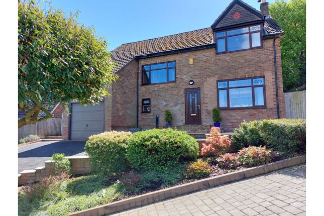Thumbnail Detached house for sale in Hillside Close, Helsby