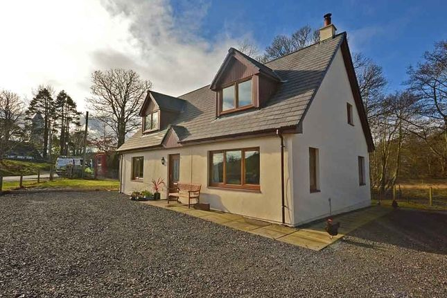 4 bed detached house for sale in Fasnacloich, Dervaig, Isle Of Mull