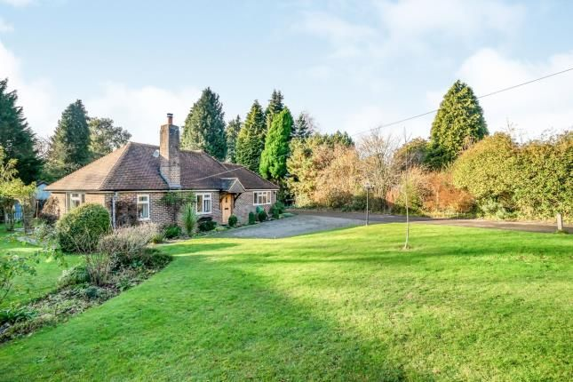 Thumbnail Bungalow for sale in Upperfield, Easebourne, Midhurst, West Sussex