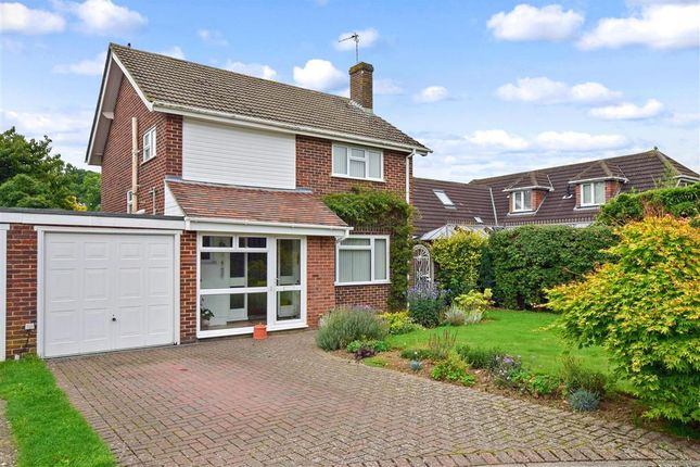 Thumbnail Detached house for sale in Greenfields, Maidstone, Kent