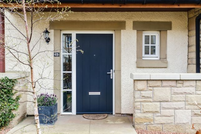 Thumbnail End terrace house for sale in Nungate Gardens, Haddington, East Lothian
