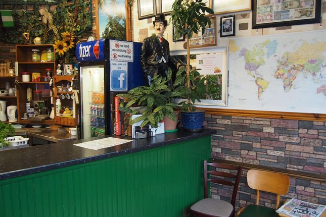 Thumbnail Leisure/hospitality for sale in Hot Food Take Away DN6, Askern, South Yorkshire
