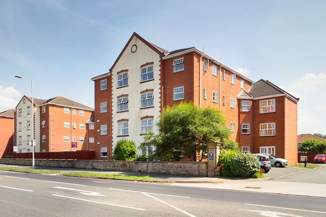Thumbnail Flat for sale in Leasowe Road, Wirral