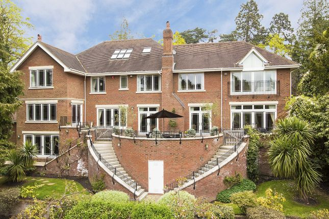 6 bed detached house for sale in Arlington Lodge, Monument Hill, Weybridge