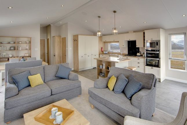 Thumbnail Mobile/park home for sale in Sandy Bay Caravan Park, North Seaton, Northumberland