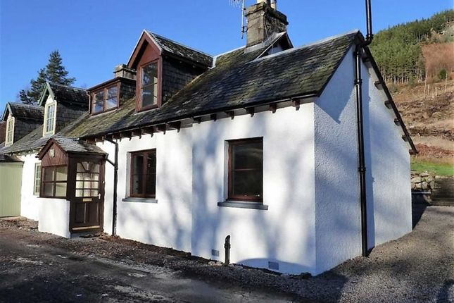 Thumbnail Cottage for sale in Strathconon, Muir Of Ord, Ross-Shire