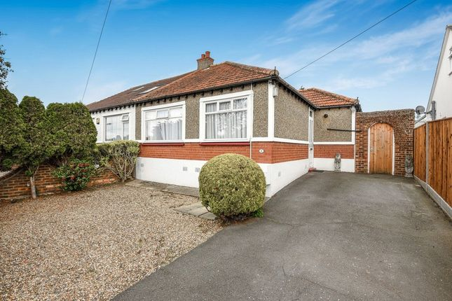 Thumbnail Semi-detached bungalow for sale in Lyndhurst Gardens, Pinner