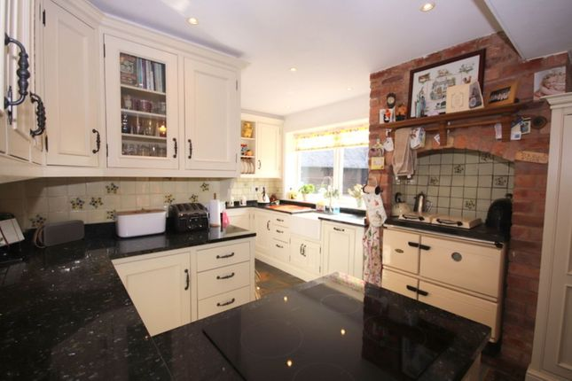 Thumbnail Detached house for sale in Newcastle Road, Woore, Crewe