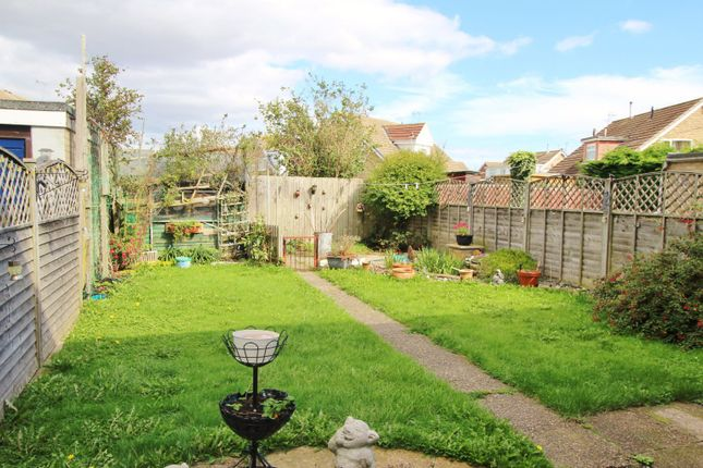 Garden of Paxdale, Hull, East Yorkshire HU7
