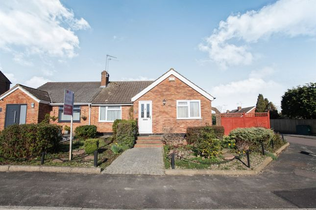 Thumbnail Semi-detached bungalow for sale in Mill View Road, Tring