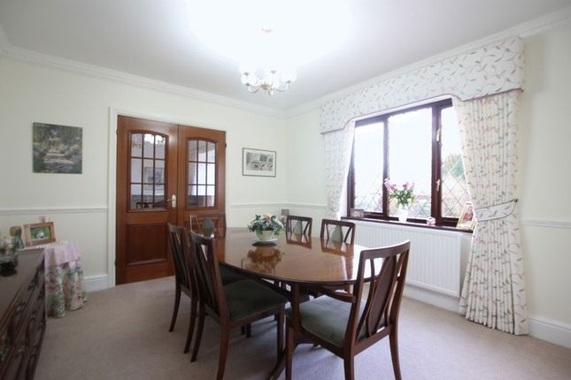 Dining Room of Oldfield Gardens, Lower Heswall, Wirral CH60