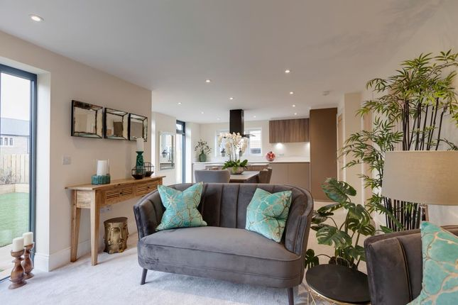Lounge of Plot 12, 1 Park View Mews, Sheffield S8