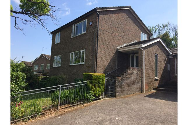 Thumbnail Detached house for sale in Radyr Court Rise, Radyr