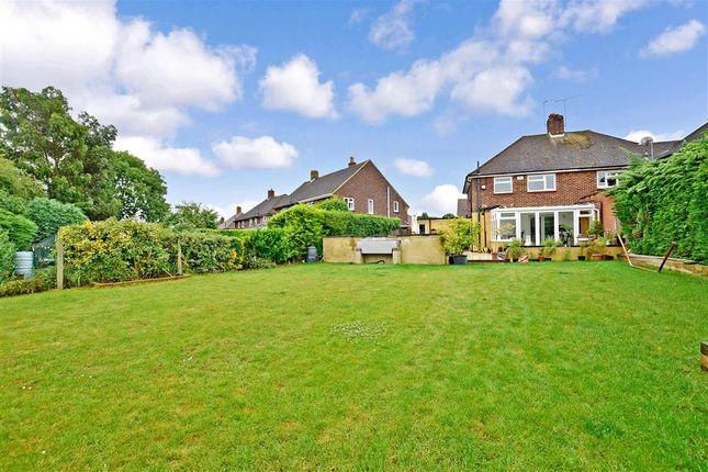 Rear Garden of Huntingfield Road, Meopham, Kent DA13