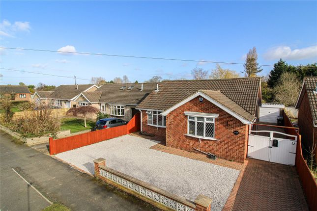 Thumbnail Bungalow for sale in Westwood Road, Healing, N E Lincolnshire