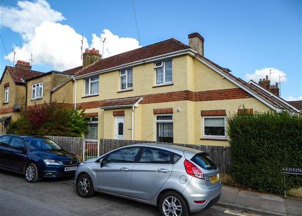 Thumbnail Semi-detached house to rent in Merifield, 12 Kensington Road, Salisbury