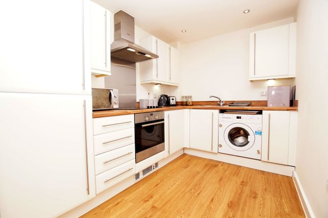 Thumbnail Flat for sale in Powell Road, Laindon, Basildon