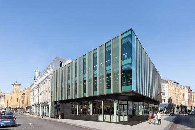 Thumbnail Office to let in King's Cross Bridge, 368 Gray's Inn Road, London