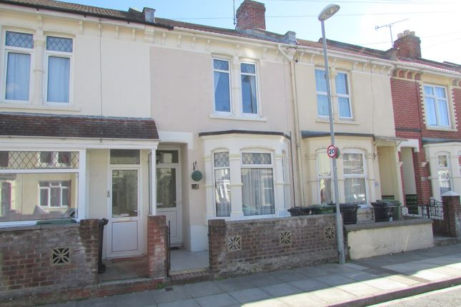 Thumbnail Terraced house to rent in Bosham Road, Portsmouth, Hampshire