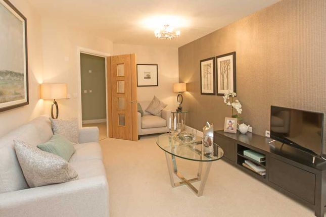 Thumbnail Flat for sale in Monmouth Road, Abergavenny
