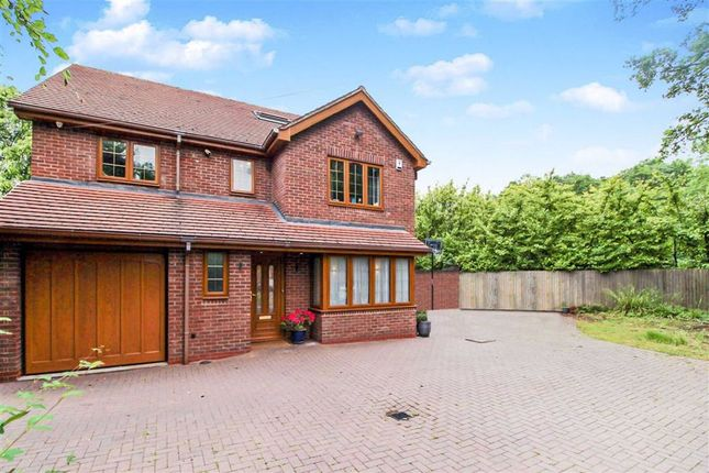 Thumbnail Detached house for sale in Cannon Hill Road, Coventry