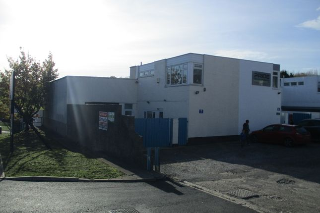 Thumbnail Light industrial to let in Forgehammer Industrial Estate, Cwmbran